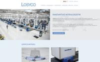 LOSYCO - Die neue Internetseite ist veröffentlicht