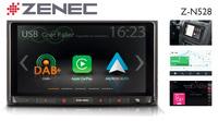 Mobiler Lifestyle fürs Auto - ZENECs Infotainer Z-N528