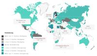 Mitarbeiterengagement weltweit auf Allzeithoch