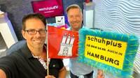 schuhplus eröffnet Filiale in Hamburg Marbach Academy