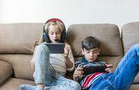Sitzen als Gesundheitsrisiko für Kinder