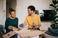 Wenn der Partner einzieht - Verbraucherinformation der ERGO Rechtsschutz Leistungs-GmbH