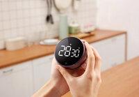 CASAcontrol Digitaler Küchen-Timer mit Drehrad
