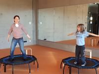 "Kaenguru Rueckenschule für Kinder- ""Kangoo Club"" in Eningen"