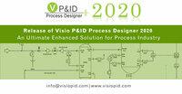 Neue Version des VISIO P&ID Process Designers 2020