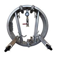 Prüfung einzelner Rohrverbindungen: Vorsprung - Mit Sicherheit! Städtler + Beck
