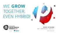 Der plentymarkets Online-Händler-Kongress 2020 findet statt: hybrid und 100% kostenlos.