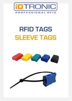 iDTRONICs Industrielle Nylon Tags: RFID Sleeve Tags