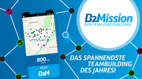 B2Mission - Teambuilding trifft auf sportliche Herausforderung
