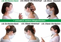 Das Ende der Masken-Qual - SILKMASK: Endlich freies Atmen in Flugzeug, Bahn, ÖPNV, am Urlaubsort, in der Schule und bei Meetings