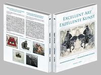 "Internationales Kunstbuch ""Excellent Art - Exzellente Kunst"""