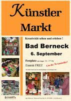 Künstlermarkt Bad Berneck