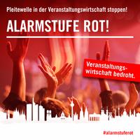 """memo-media unterstützt Demonstration """"AlarmstufeRot"""""""