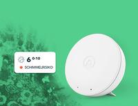 Airthings präsentiert die Schimmelrisiko Indikation für seinen preisgekrönten Wave Mini