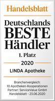 Deutschlands Beste Händler: LINDA Apotheken gehören dazu