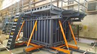 RATEC stellt weitere Schalungslösung für Trafostationen und Raumzellen von Scheidt her