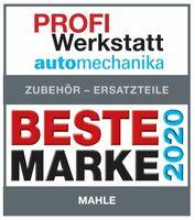 """MAHLE Aftermarket als """"Beste PROFI Werkstatt-Marke 2020"""" ausgezeichnet"""