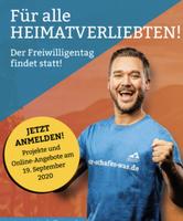Der Freiwilligentag der Metropolregion Rhein-Neckar findet statt - in angepasster Form