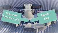 Microsoft Dynamics 365 und Agenda Fibu - ein starkes Paar
