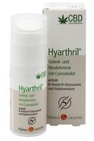 Hyarthril: Gelenk- und Muskelcreme mit Cannabidiol