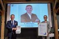 Preisverleihung: Award Internationales Marken-Kolloquium