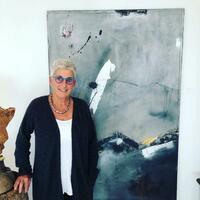 Petra Klos stellt in Dresden aus