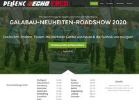 Roadshow für Galabau-Profis  - Zeigt neueste Akku-Technologien