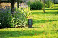 Royal Gardineer 4-fach-Steckdosen-Säule für den Garten