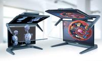 3D PluraView - 3D-Stereo Monitor für die Medizintechnik