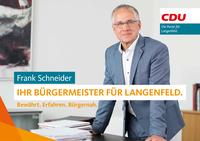 FanFactory verhilft Bürgermeisterkandidat der CDU Langenfeld mit digital gesteuertem Wahlkampf zu absoluter Mehrheit