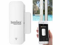 Luminea Home Control WLAN-Tür- & Fensteralarm