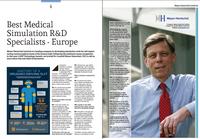 Beste Spezialisten für medizinische Simulation - Europa