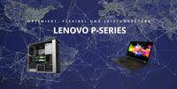 Netzlink stellt neue Lenovo Workstations für professionelle Anwender vor