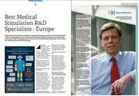 Best Specialists for Medical Simulation - Europe