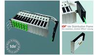 Mehr Platz im ODF: Neues tDF LWL-Spleißmodul mit integriertem Bündelader-Überlängenmanagement