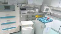 Dichtheitsprüfung S3-Labor unter Extrembedingungen