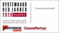 Controlware ist eines der Top-Systemhäuser in Deutschland