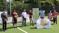 SGM Juniors Reutlingen, neue Mini-Tore, große Hilfe