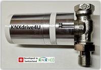 KNXdrive4u - The first KNX RF S Valve Drive