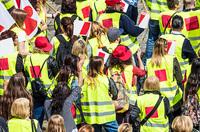 Ist Streikgeld zu versteuern?