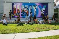 Zehn neue Murals in zehn Tagen: Die bunten Botschaften von Virginia Beach