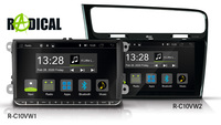 New from RADICAL: Android App Car Radios for VW, Seat, Skoda