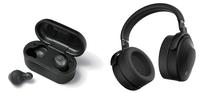 Yamaha stellt kabelloses Kopfhörer-Line-up vor