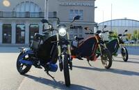 Elektromotorrad mit einzigartigem Antrieb: eROCKIT begeistert Hannover!
