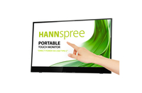 HANNspree: Portable USB-Monitore mit 15,6-Zoll-ADS-Panel