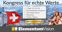 Elementum Vision Online-Kongress für ECHTE Werte
