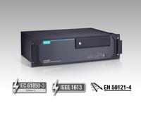 IEC 61850-3 Hochleistungs-PRP/HSR-Computer