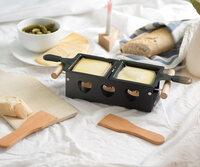 Rosenstein & Söhne Teelicht-Raclette für 2 Personen