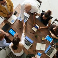 Der Umweltcluster Bayern entwickelt erfolgreiche digitale Veranstaltungsreihe