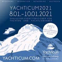 YACHTICUM Lech im Januar 2021 als LIVE Stream
